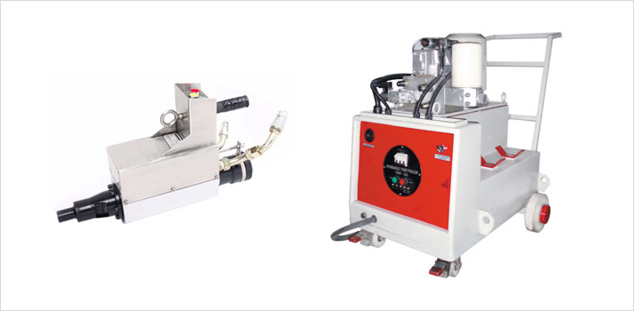 Hydraulic Pullers Manufacturers In India : Automatic continuous tube pulling system boiler design